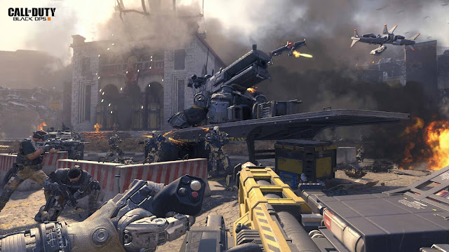Download Call Of Duty Black OPS 3 Highly Compressed File