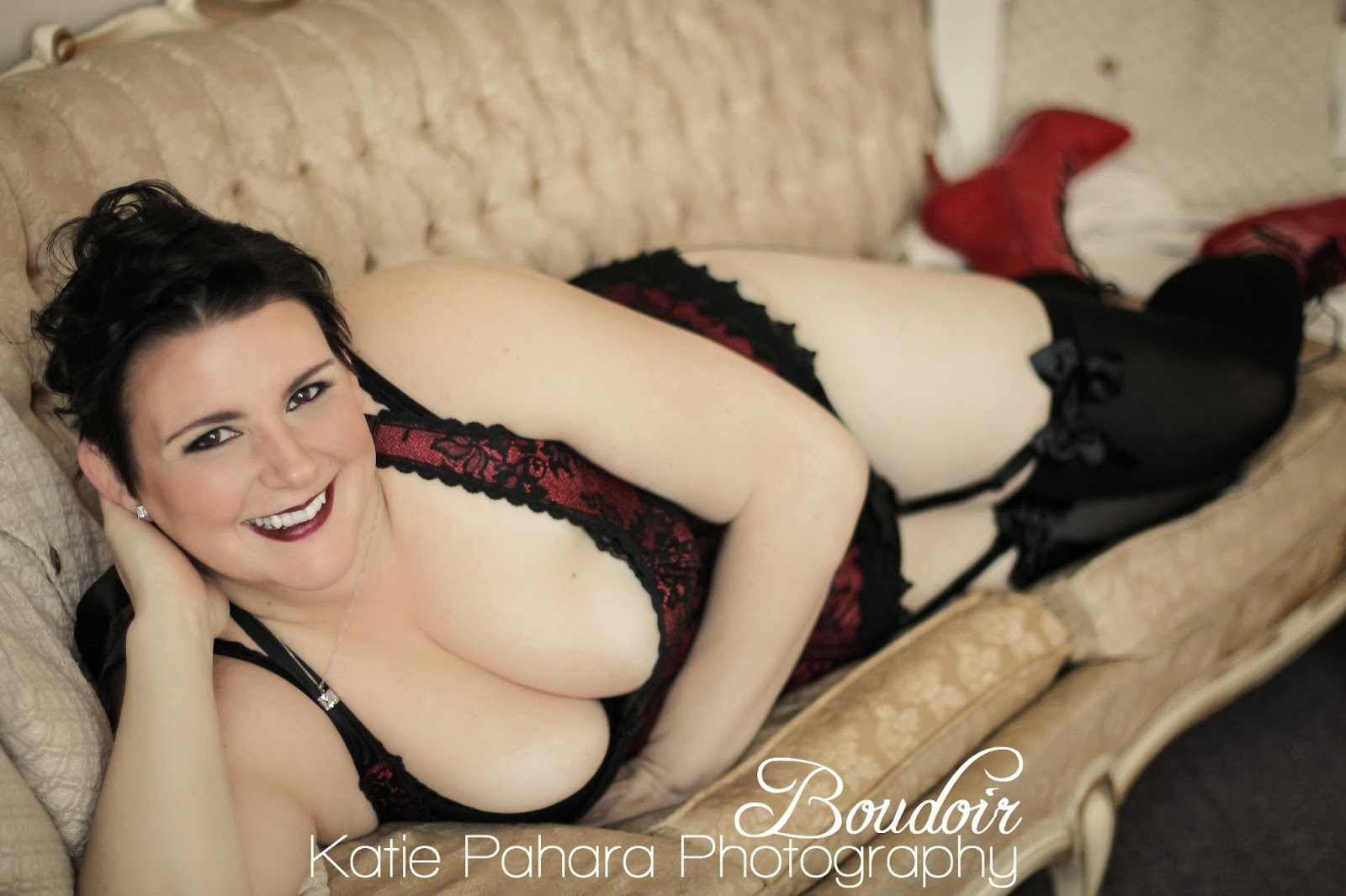 Boudoir Photography Lethbridge Katie Pahara Photography