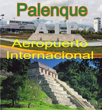 ¡NUEVO!, Aeropuerto Int.Palenque