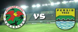 Persisam Vs Persib Bandung - ISL 2013