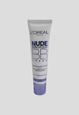RESENHA: BBcream Nude Magique L'oreal Paris