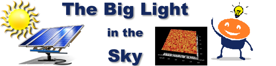 The Big Light in the Sky