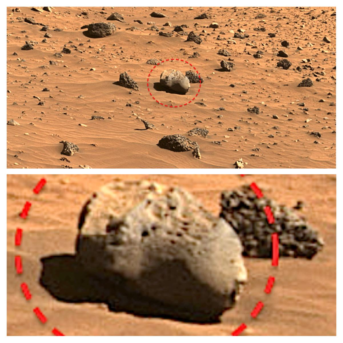 Planet Mars Aliens Found - Pics about space