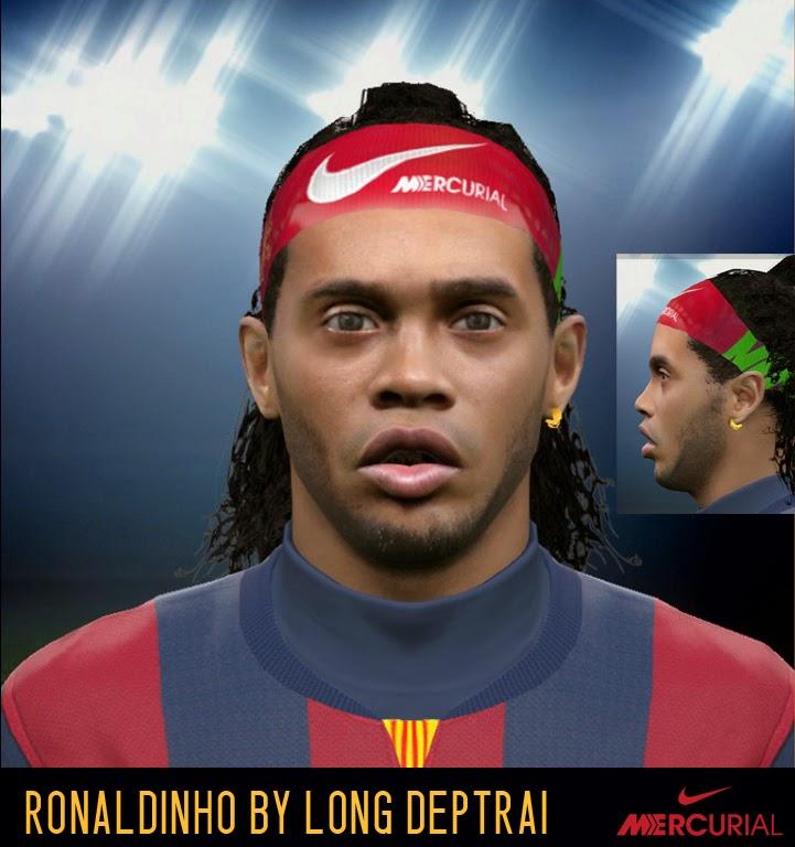Ronaldinho styles Nike Mercurial By Longdeptrai