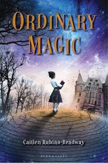 Book cover of Ordinary Magic by Caitlen Rubino-Bradway