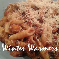 Winter warmers - beef ragu