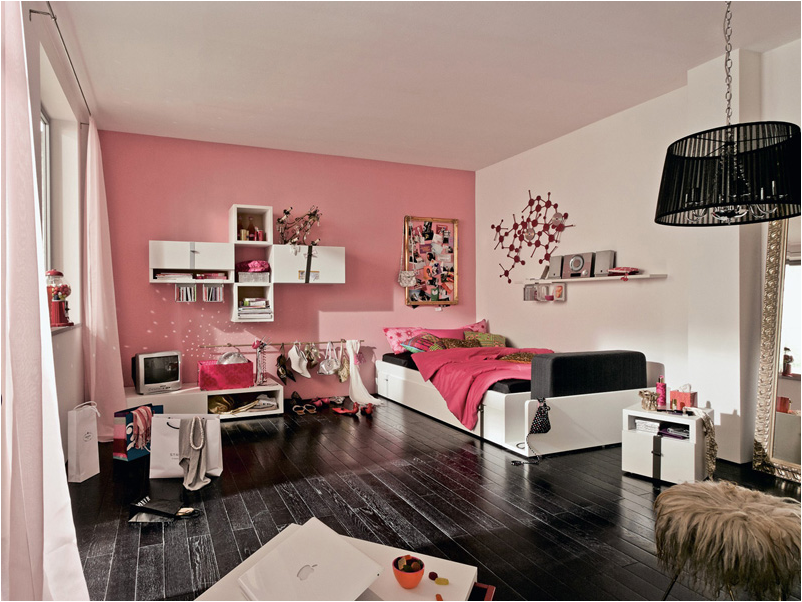 15 Modern Girl Room Spaces | Room Design Inspirations