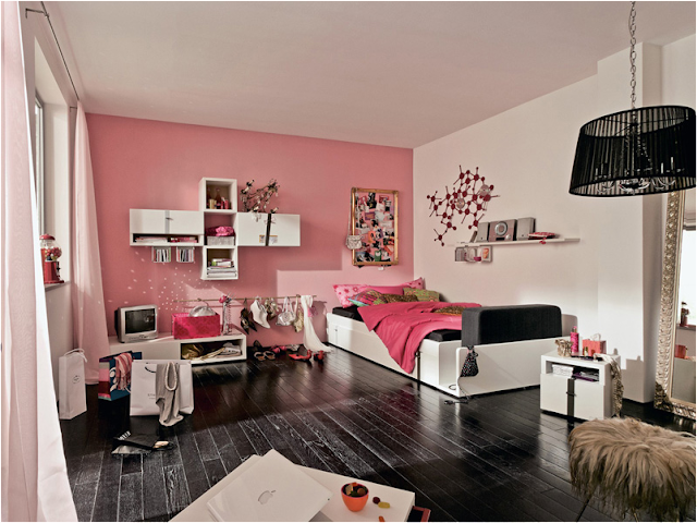 15 Modern Girl Room Spaces | Home Interiors