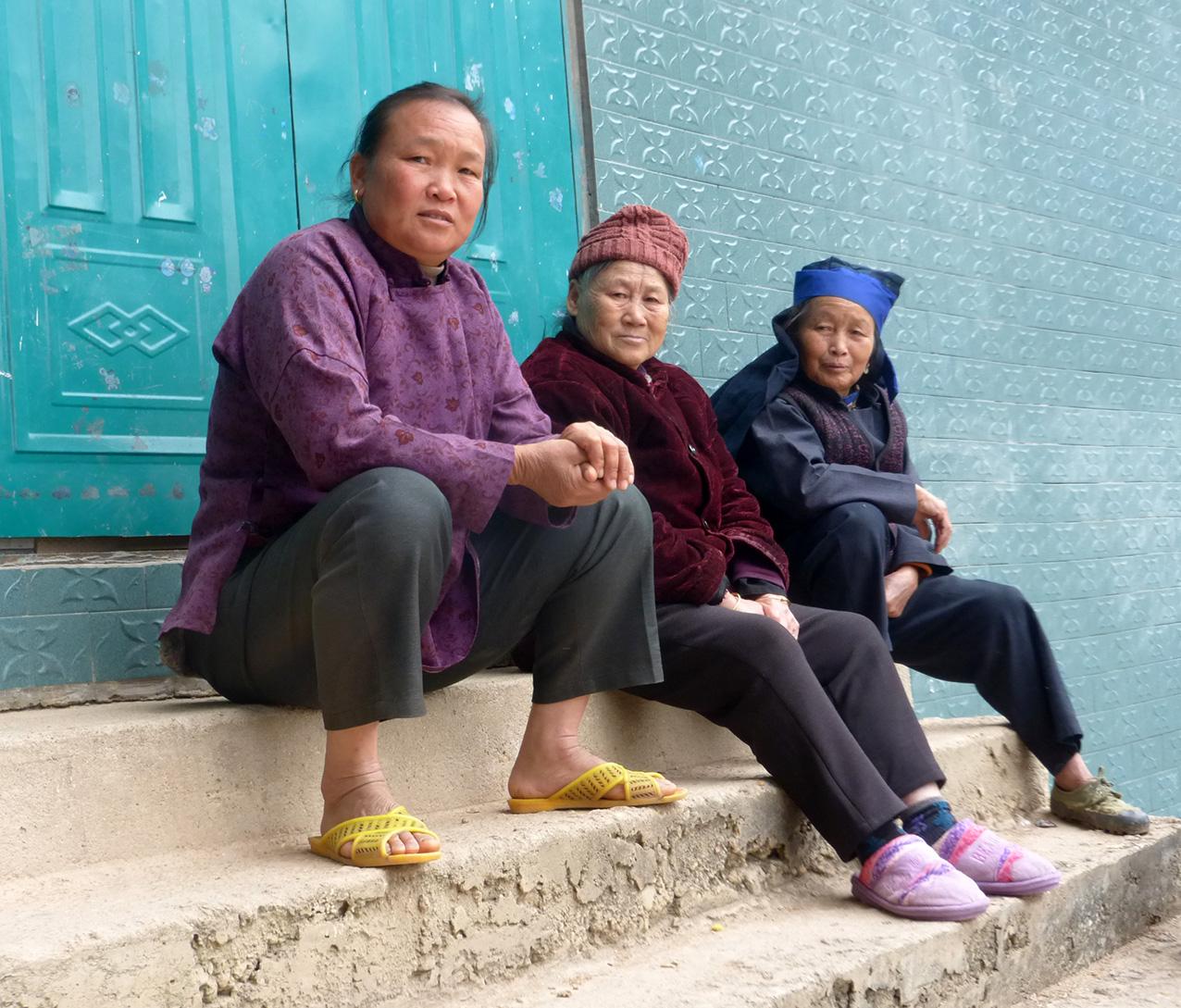 Au village Dong