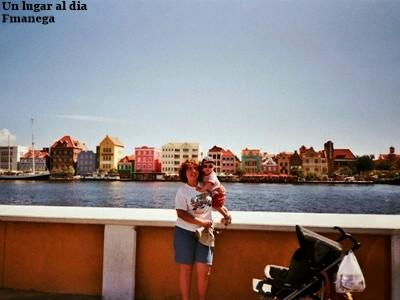 Viajar con niños a Curacao