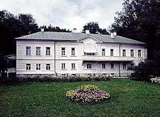 Дом Толстого на усадьбе Ясная Поляна
