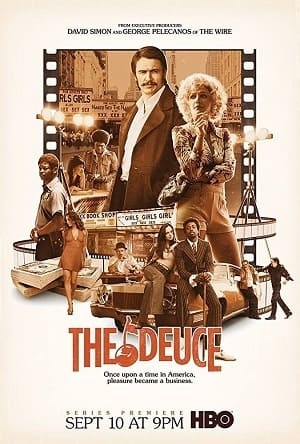 The Deuce - 1ª Temporada Séries Torrent Download completo