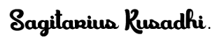 Sagitarius Kusadhi