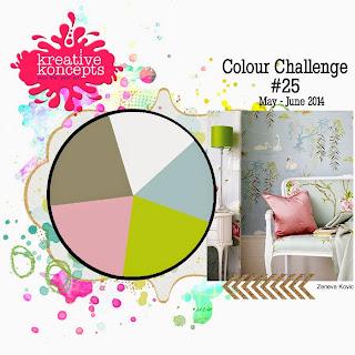 Colour Challenge #25