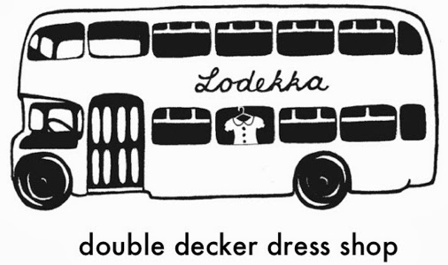 Lodekka Double Decker Dress Shop