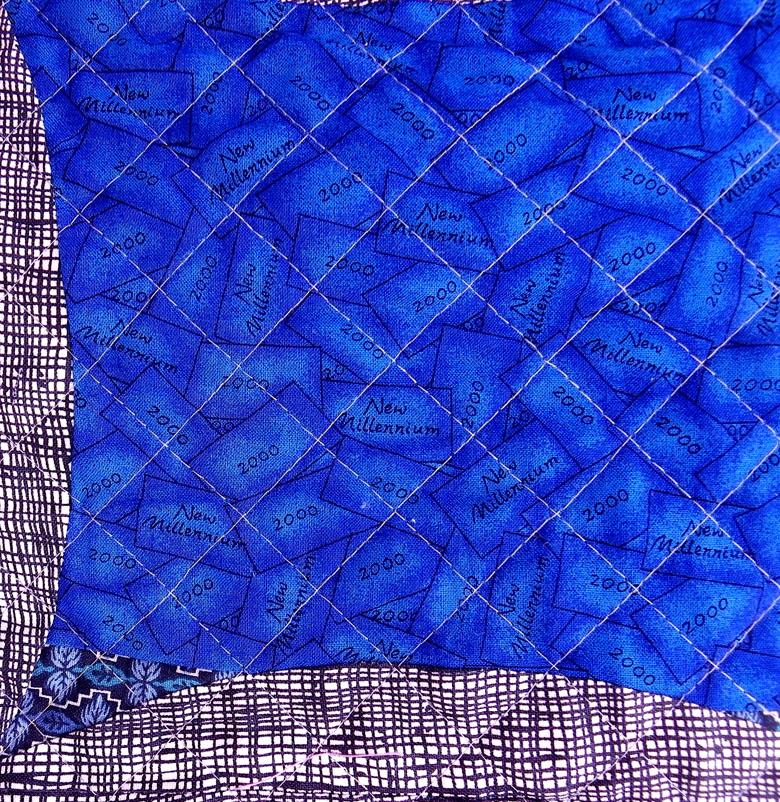 Quilting Grid Patterns : Little Island Quilting: Robbing Peter to pay Paul