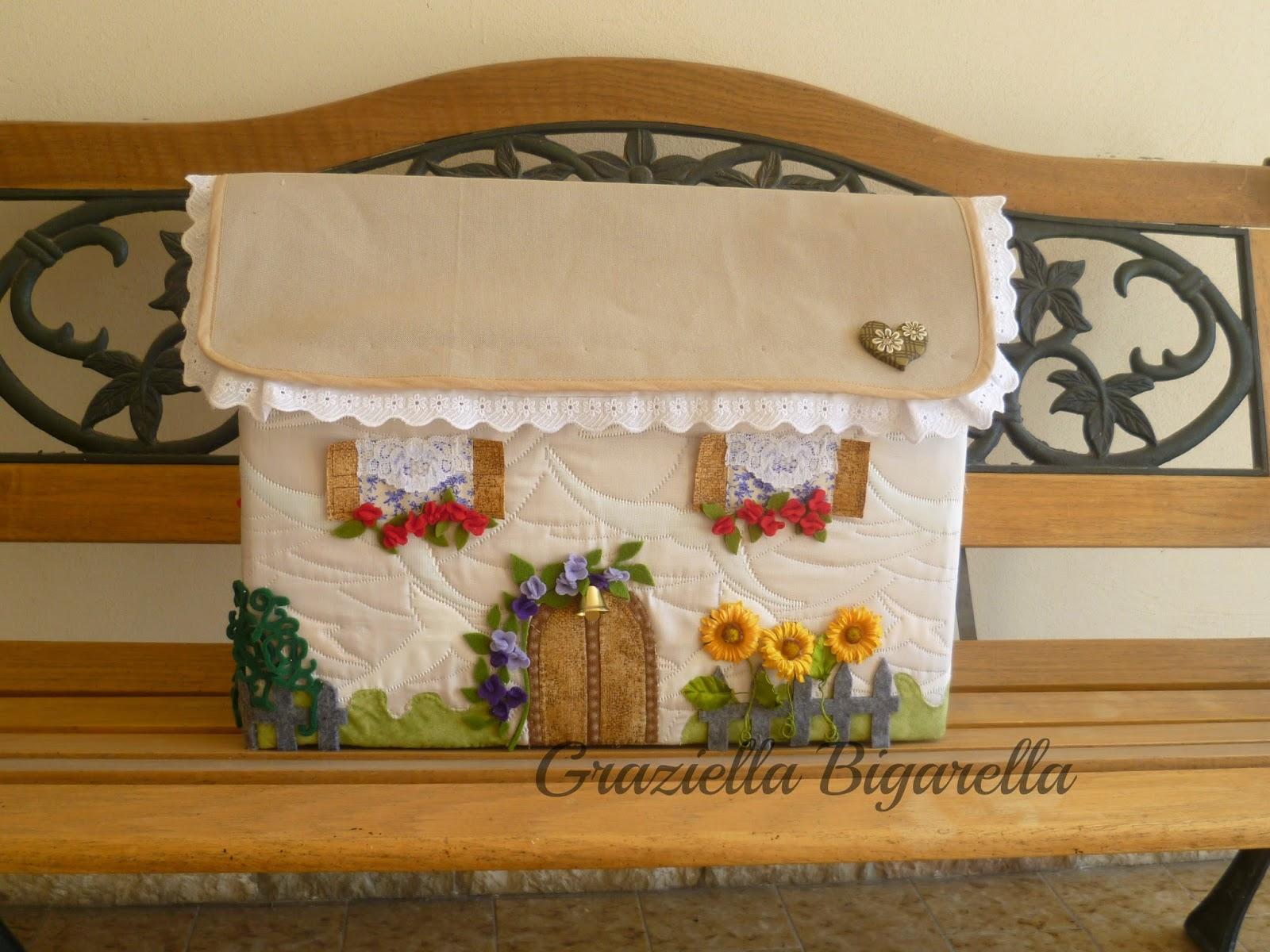 Amo creare ii copri macchina da cucire for Porta macchina da cucire