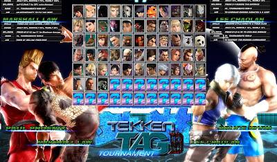 Game Tekken 6 SS3