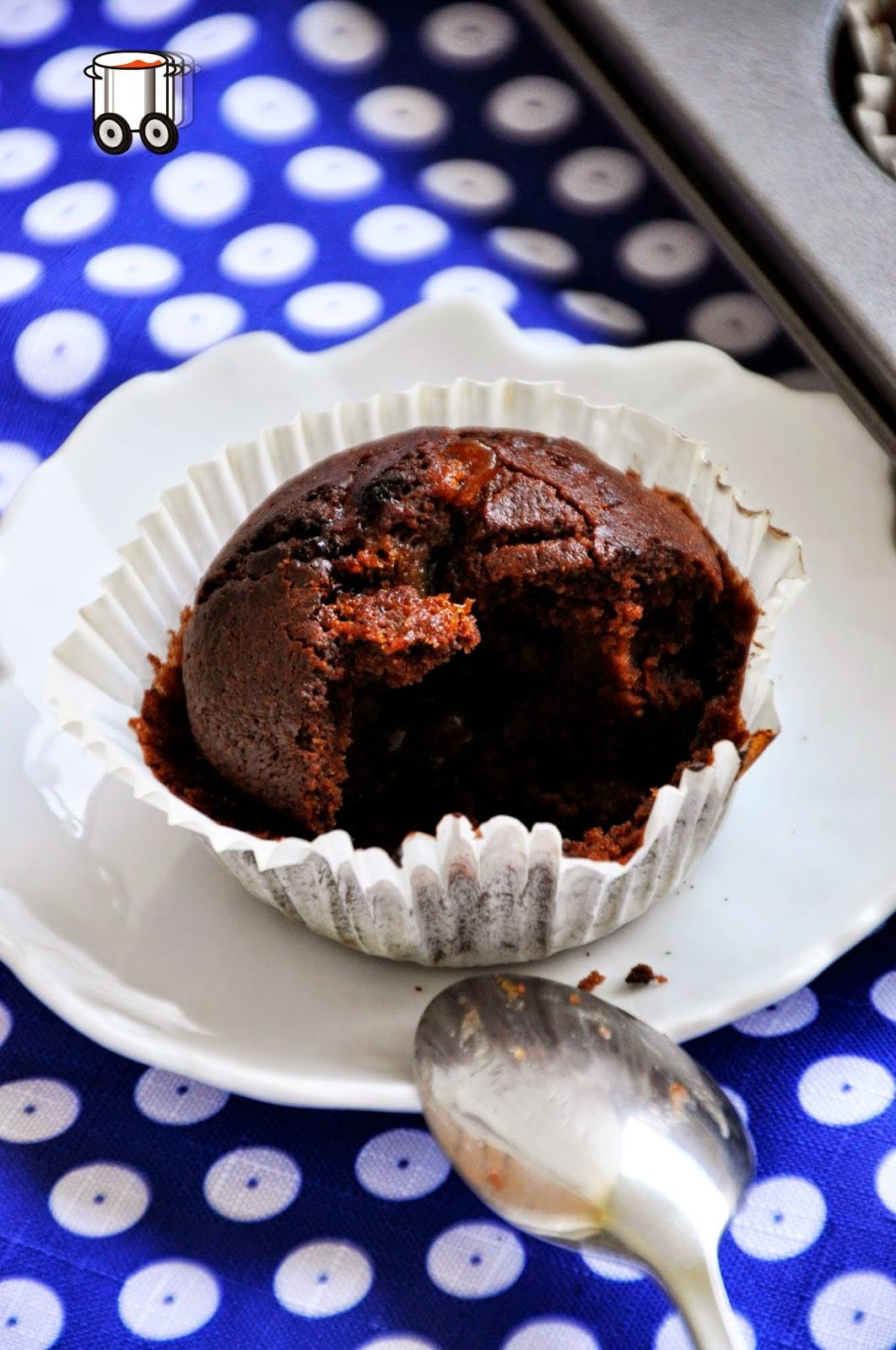Szybko Tanio Smacznie - Bezglutenowe mufinki czekoladowe