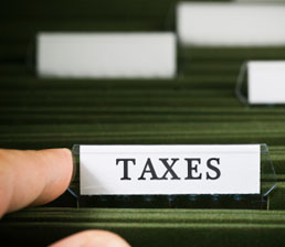 State revenue includes sales and property tax