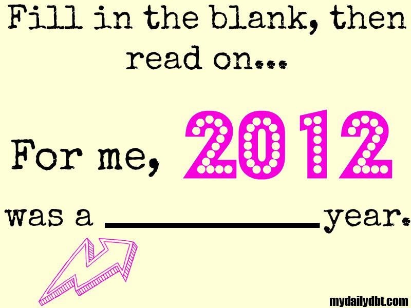 MyDailyDBT.com: DBT: A Dialectical New Year