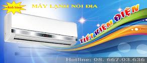 Bán máy lạnh inverter giá rẻ tiết kiệm điện