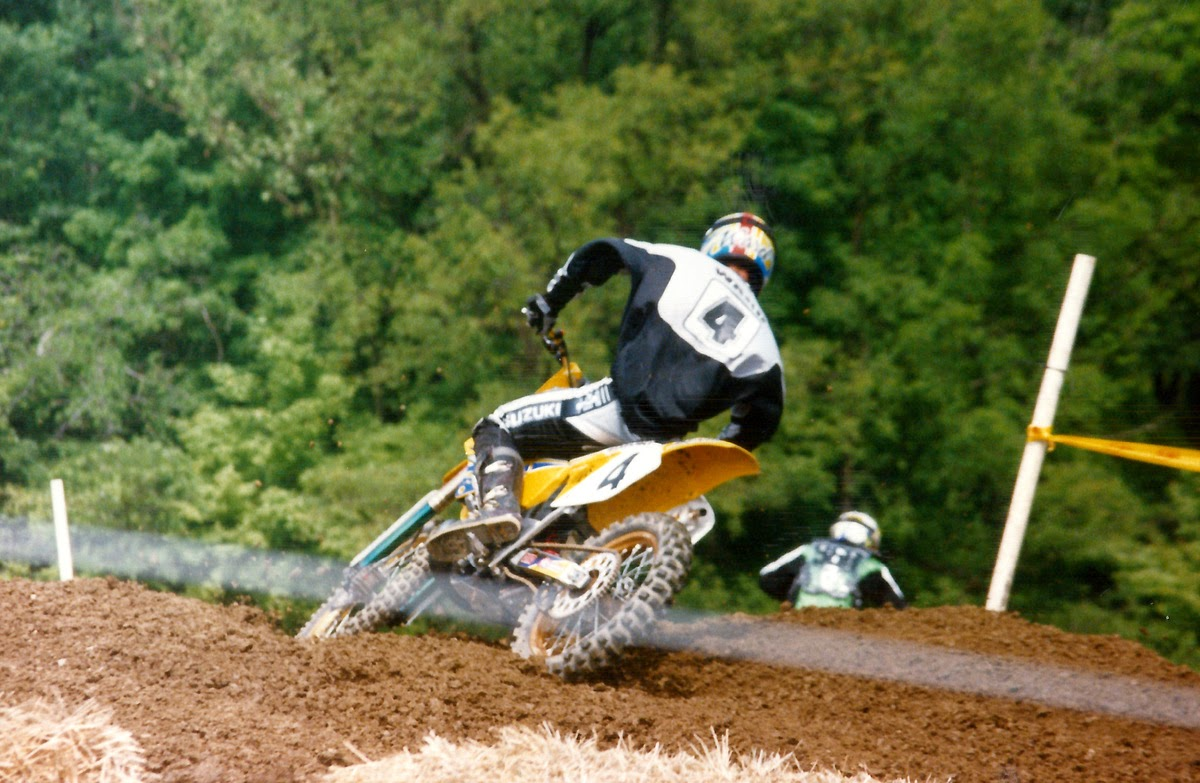 Larry Ward High Point 1998