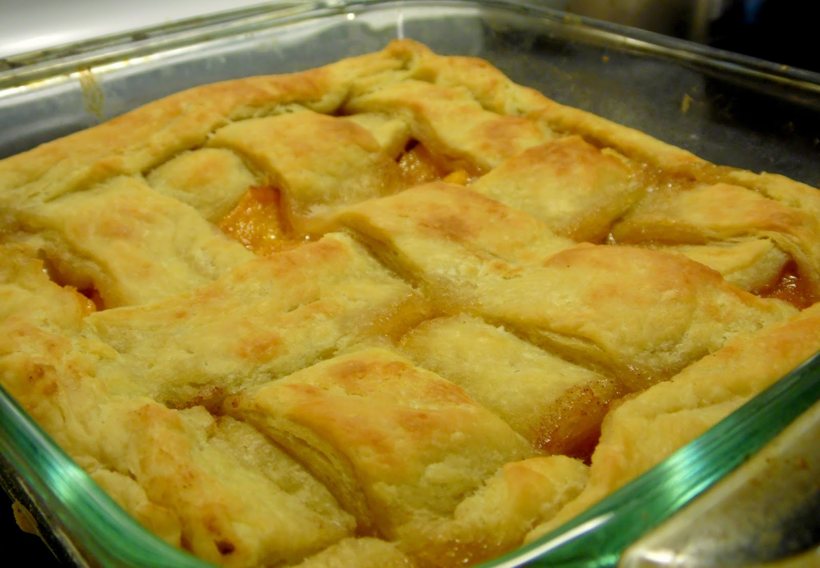 peach cobbler when in doubt add butter free stuff old fashioned peach ...