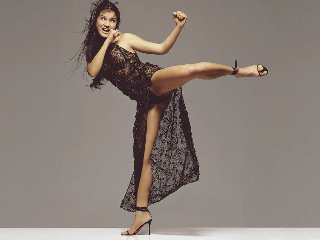 Kelly Hu Quotes. Quote...