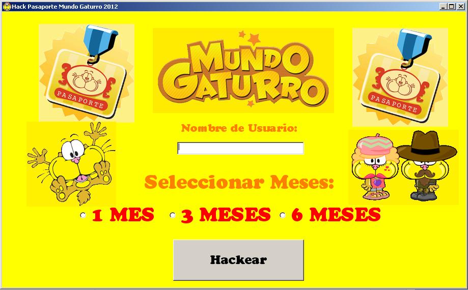 hack gratis: