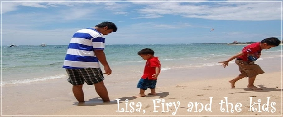 Lisa & Firy Family