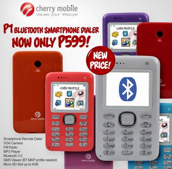 Cherry Mobile P1