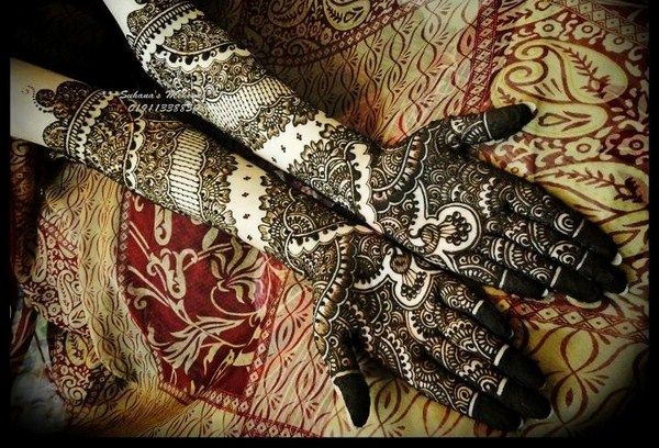 Bridal Mehndi Ki Design : Mehndi designs hands