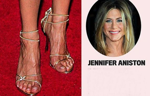 Todo sobre manos y pies fotos de pies de famosas de hollywood