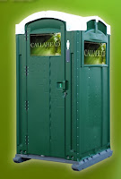 green head portable toilet
