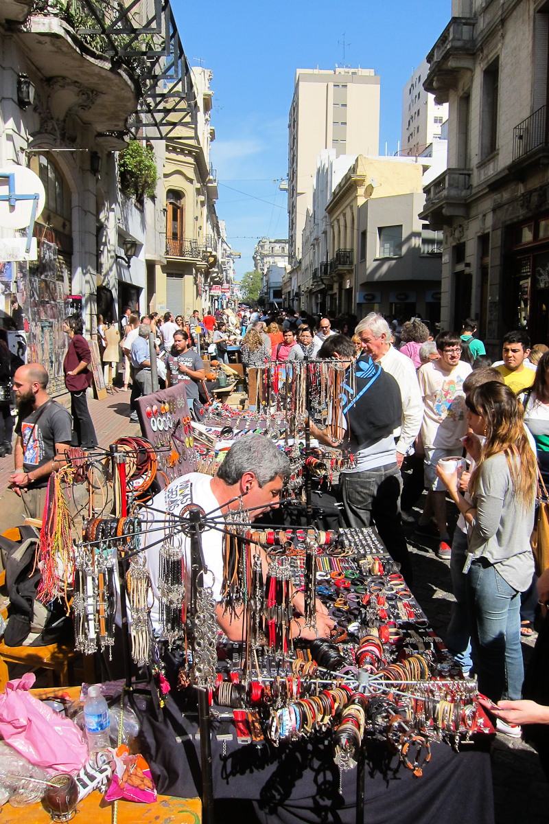 Postcards From Palermo Buenos Aires Argentina La Feria