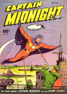 Captain Midnight 37 cover