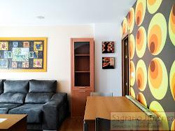Piso de dos dormitorios en venta en Montealto, garaje. 149.000€