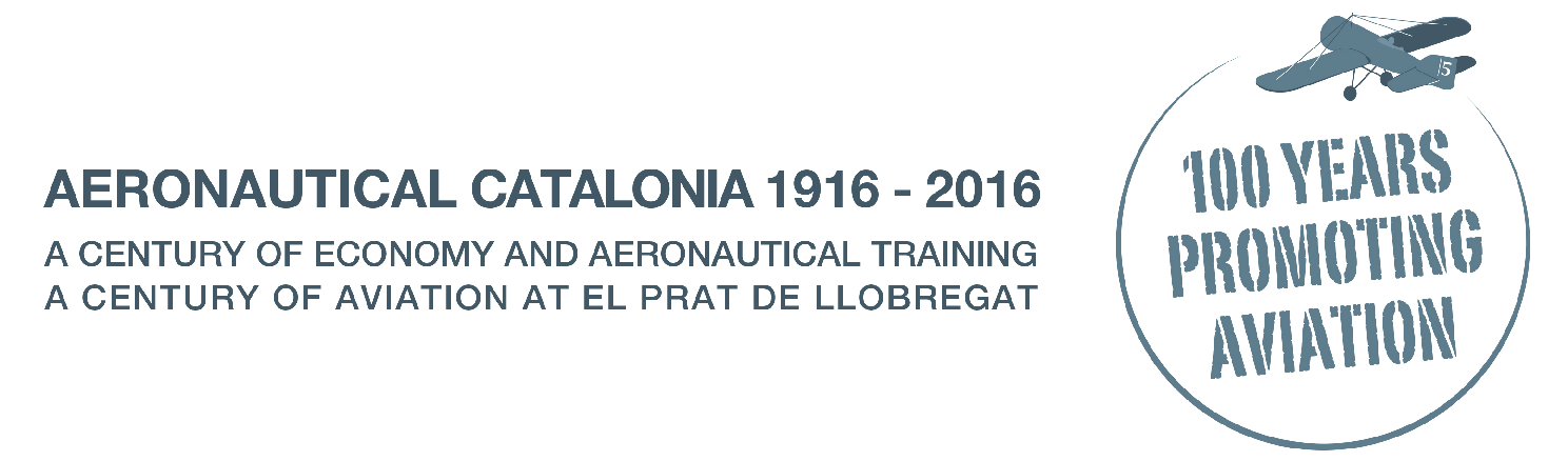 Aeronautical Catalonia 1916 -