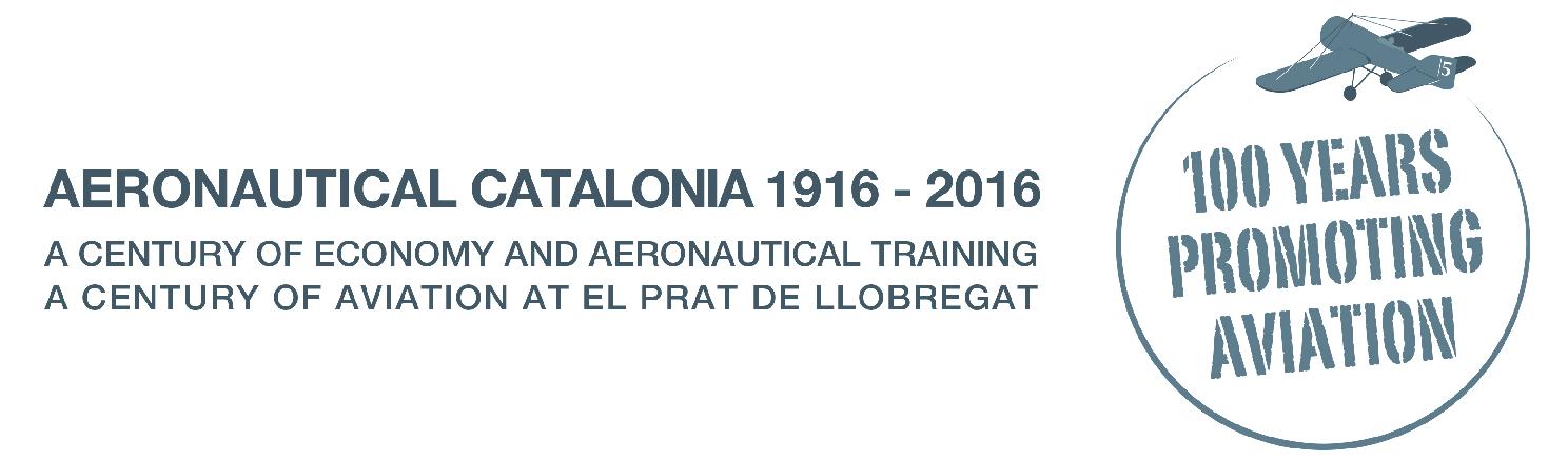 Aeronautical Catalonia 1916 -