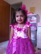 4 Year Old Jasmine!