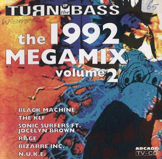 Turn up The Bass Megamix 1992 Vol.2 FLAC