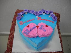 Kek coklat-pertunangan