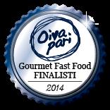 Oivapari Gourmet Fast Food -kisa