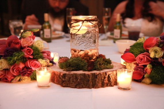 Eppers blog in the latest episode of wetv 39s my fair wedding these are the centerpieces from our wedding i love this photo because you junglespirit Choice Image