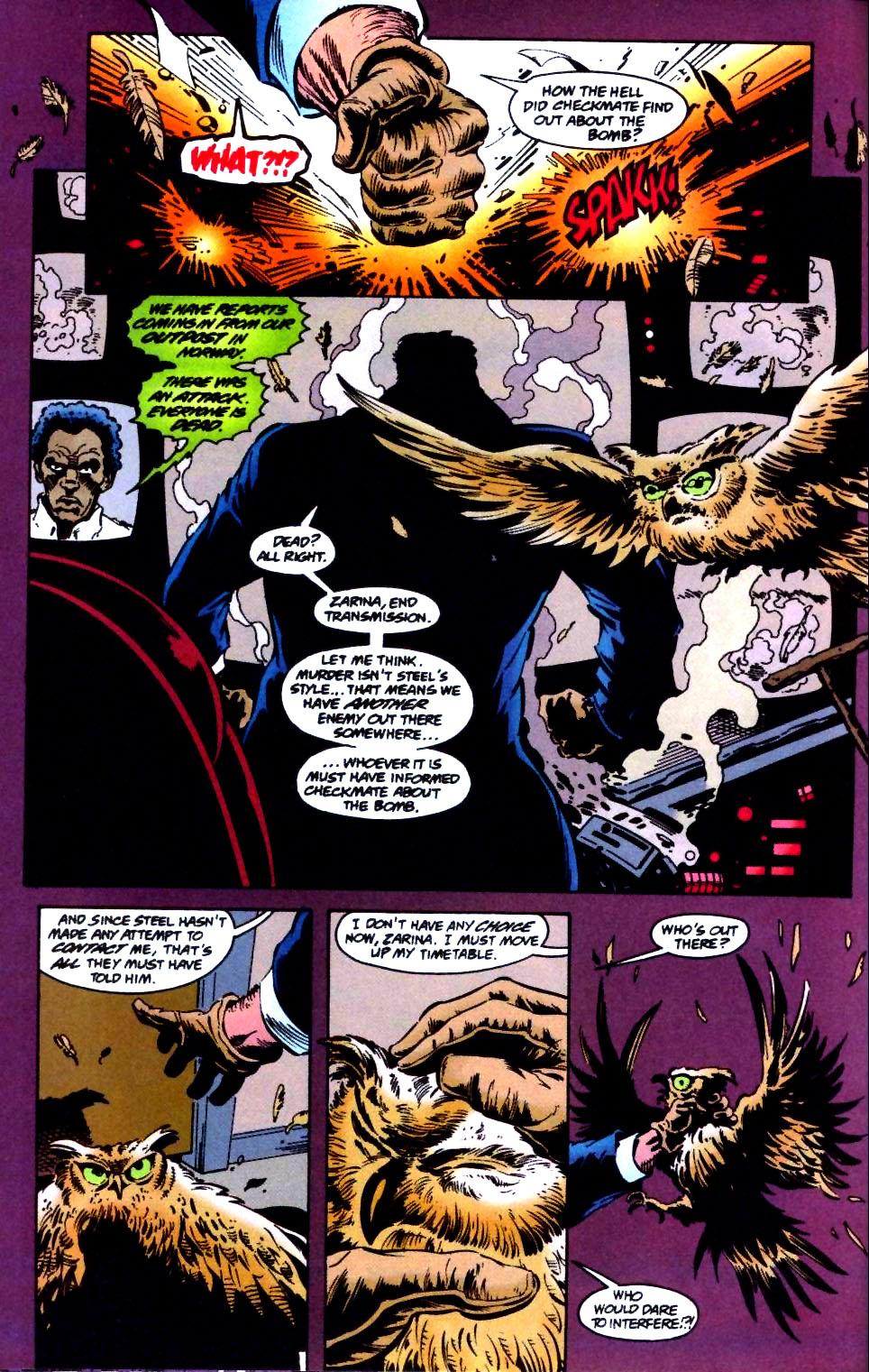 Deathstroke (1991) Issue #47 #52 - English 21
