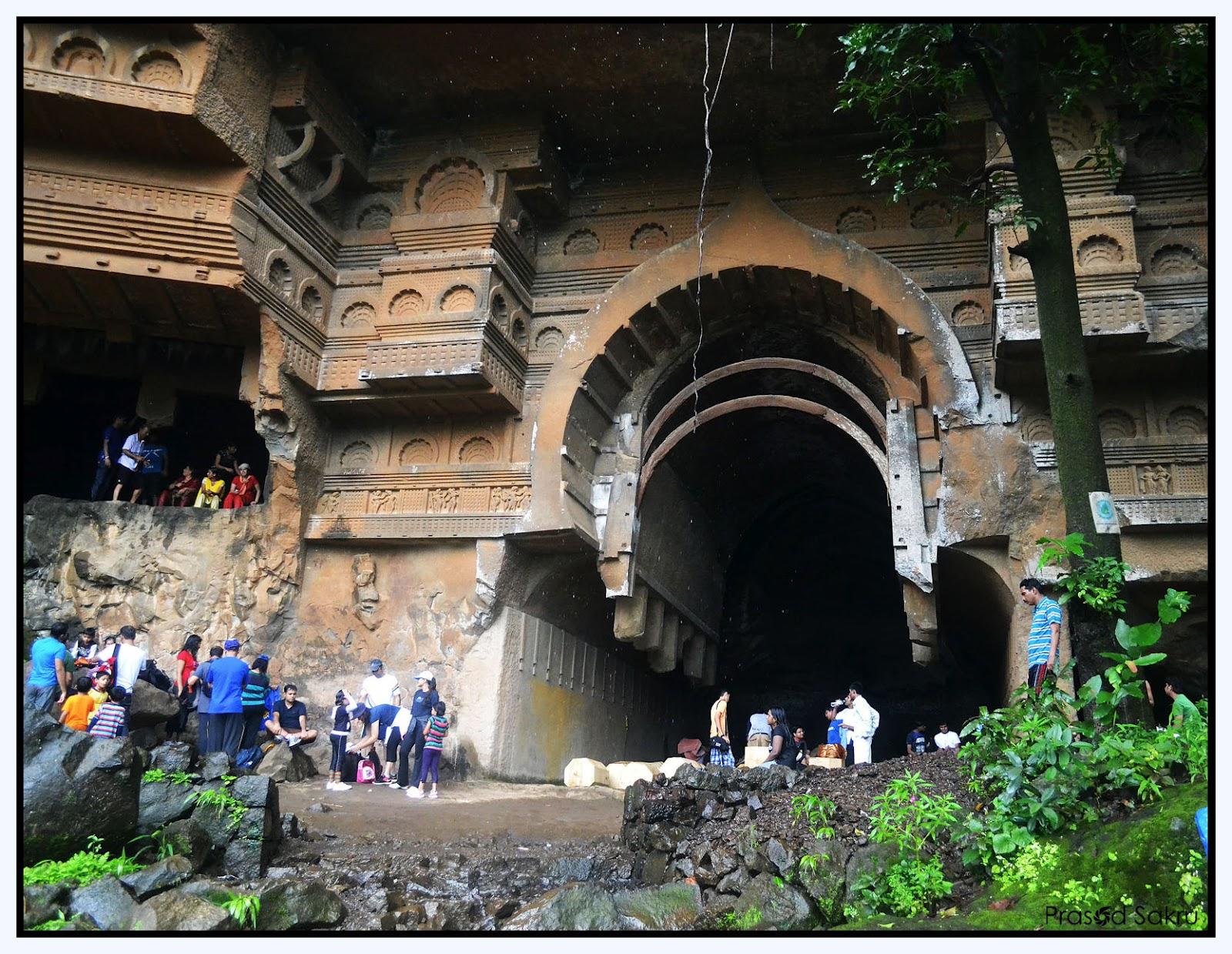 Karjat India  city photo : ... to Kondana Caves , Karjat on 8th September 2012 | Trek Mates India