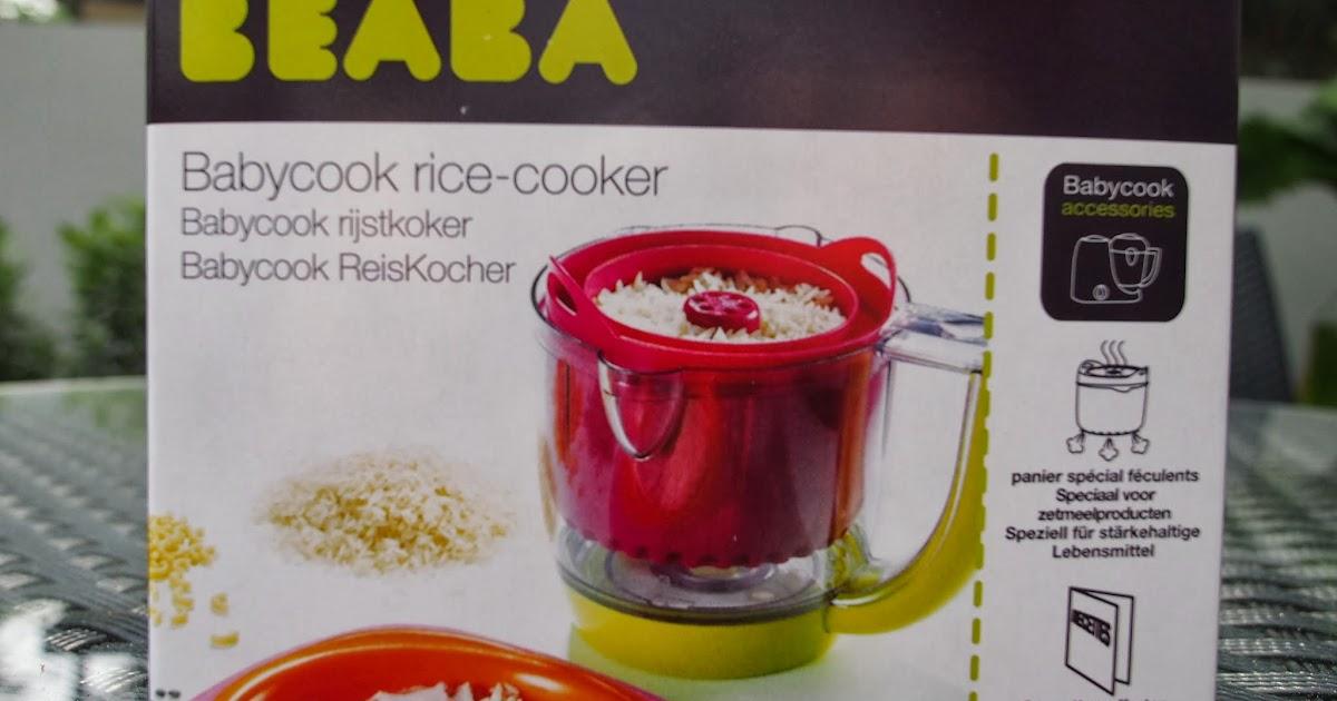 Mummywee Beaba Babycook Rice Cooker