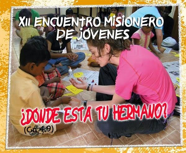 Encuentro Misionero de Jóvenes 2015