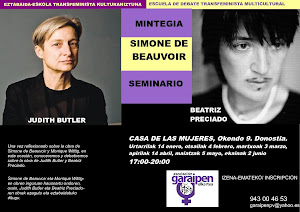 SEMINARIO SIMONE DE BEAUVOIR: Debatiendo sobre Beatriz Preciado